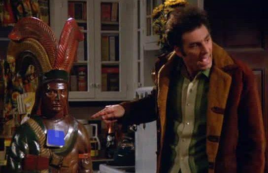 ThinkCigar, Kramer, cigar store indian