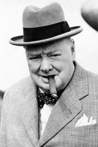 stogie stogy churchill thinkcigar